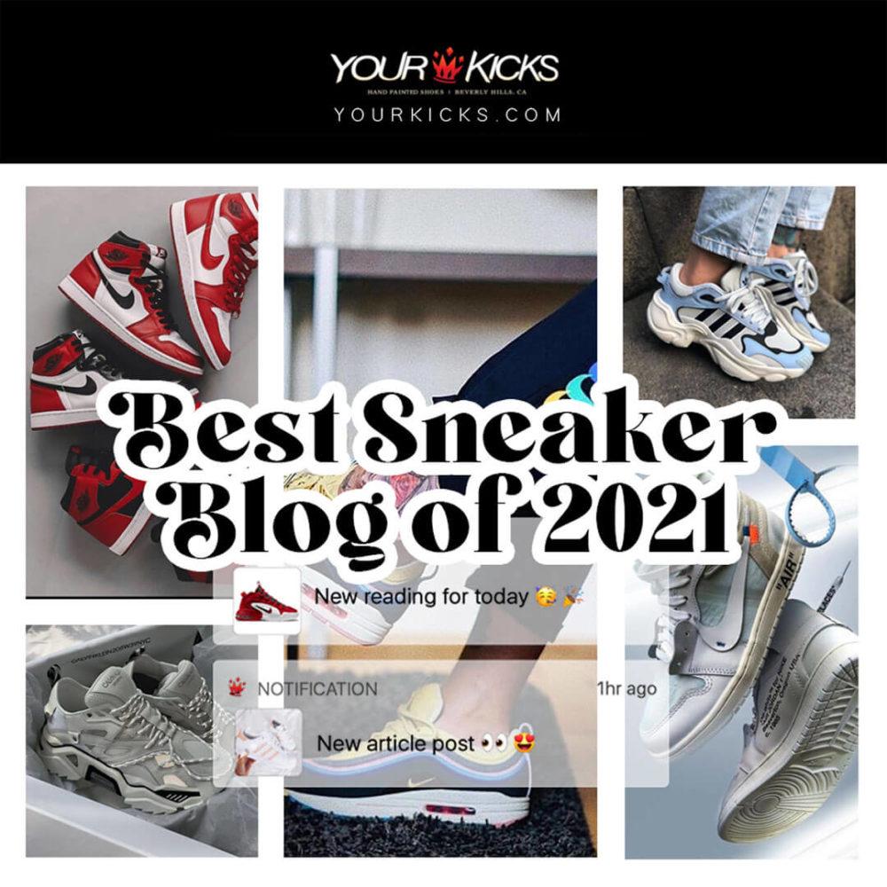 Best Sneaker Blogs of 2021
